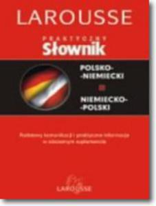 Larousse pol-niem sł.kompakt plus - 2839004625