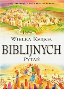 Wielka księga biblijnych pytań - 2833194792