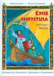 Życie Chrystusa opowieści biblijne - 2833195107