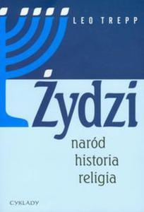 Żydzi naród historia religia - 2833195108
