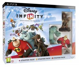 Disney Infinity Starter Pack PL PS3 - 1613836831