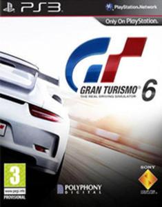 Gran Turismo 6 PL PS3 - 1613836872