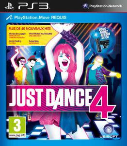 Just Dance 4 Move PS3 - 1613836893