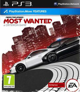 Need for Speed Most Wanted Move PL PS3 - 1613836953