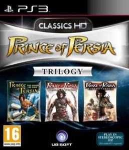 Prince of Persia 3D TRILOGY PS3