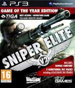 Sniper Elite V2 PS3 - 1613837002