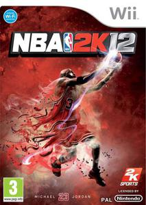 NBA 2k12 Wii - 1613837136