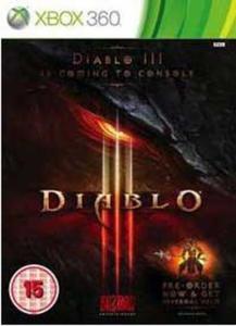 Diablo 3 PL XBOX 360 + DLC + ArtBook - 1613837282