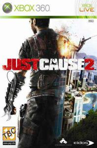 Just Cause 2 XBOX 360 - 1613837342