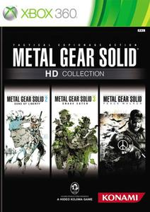 Metal Gear Solid  HD Collection XBOX 360 - 1613837383