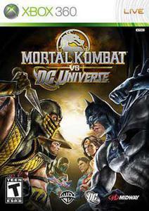 Mortal Kombat vs DC Universe XBOX 360 - 1613837389