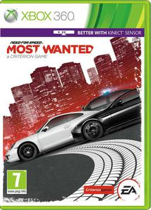 Need for Speed Most Wanted Kinect PL XBOX 360 - 1613837403