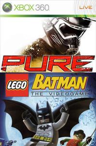 Pure + Lego Batman XBOX 360 - 1613837428