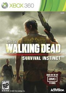 The Walking Dead: Survival Instinct XBOX 360 - 1613837482