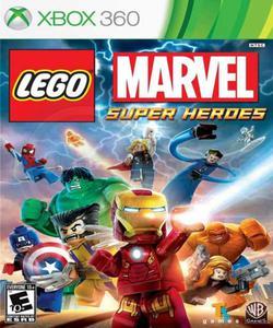 LEGO Marvel Super Heroes PL XBOX 360 - 1613837528