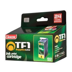 Zestaw tuszy TFO Canon 15 (BCI15Bk,BCI15C) czarny + kolor - 2825279134