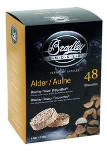 Bradley Bisquettes - Olcha - opakowanie 48 sztuk --- NAJTANIEJ W DECOFIRE!! ZAPYTAJ O OFERTĘ: 668-151-378 - 2822789463