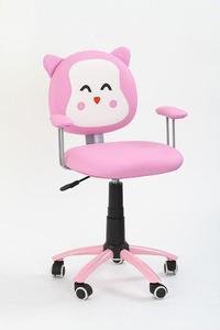 Fotel młodzieżowy Kitty Halmar różowy(V-CH-KITTY-FOT) --- NAJTANIEJ W DECOFIRE!! ZAPYTAJ O OFERTĘ: 668-151-378 - 2822789253