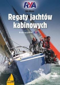 Regaty jachtów kabinowych Podręcznik RYA - 2847496883