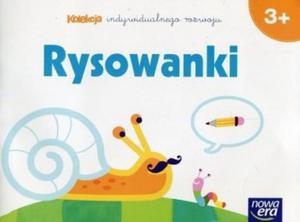 Trzylatki Kolekcja indywidualnego rozwoju Rysowanki - 2848857812