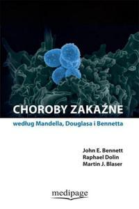 Choroby zakaźne według Mandella Douglasa i Bennetta - 2894359295