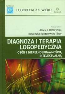 Diagnoza i terapia logopedyczna os - 2824385693