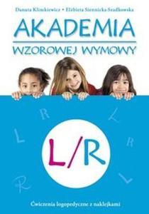 Akademia wzorowej wymowy L/R - 2838142517