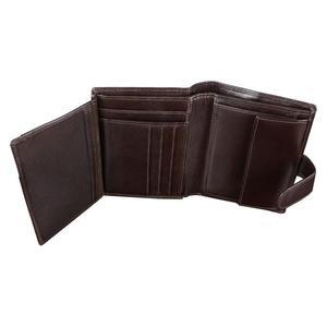 5b36cb34836f8 Sklep  mały portfel męski skórzany cavaldi brązowy skóra naturalna ...