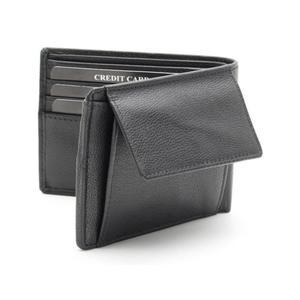 Portfel zabezpieczający karty zbliżeniowe (Czarny) - 2864364976