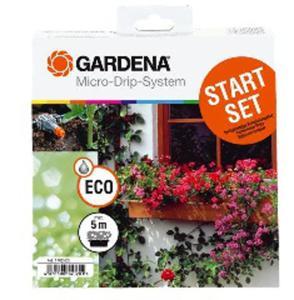 Zestaw podstawowy do skrzynek balkonowych - GARDENA - 2822288838
