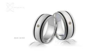Obrączki ślubne - wzór Au-394 - 2827275410