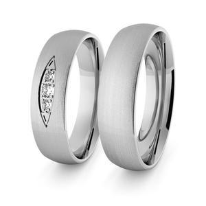 Obrączki srebrne klasyczne 5 mm - 51 - 2856187680