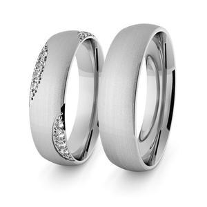 Obrączki srebrne klasyczne 5 mm - 63 - 2856187692