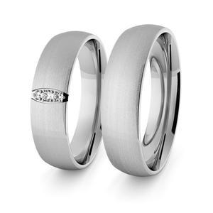 Obrączki srebrne klasyczne 5 mm - 64 - 2856187693