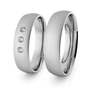 Obrączki srebrne klasyczne 5 mm - 82 - 2856187711