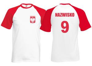 Koszulka męska kibica reprezentacji Polski W01 - 2837575794