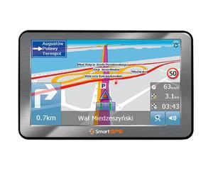 Nawigacja samochodowa SmartGPS SG777 OSM EU   EUROPA   7''   Dożywotnia aktualizacja - 2845856123