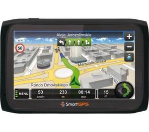 Nawigacja samochodowa SmartGPS SG720 MapaMap TOP PL - 2826474297