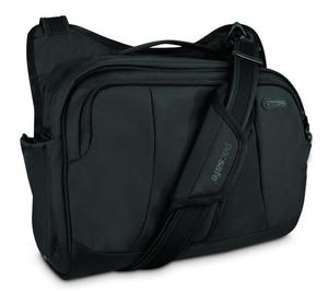 Torba męska czarna laptop / tablet Pacsafe - 2833124145