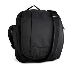 Torba m�ska czarna na rami� na tablet Metrosafe 200 GII - 2833124150