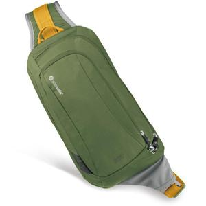 Plecak antykradzieżowy oliwkowy Venturesafe 325 - 2833124171