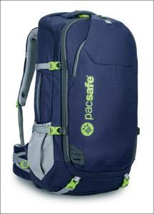 Plecak 55L Pacsafe niebieski - 2833124178