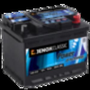 Akumulator Jenox Classic (Jpn) 12V 45Ah 360A L+ (wymiary: 220 x 135 x 225) (045443K) - 2825519472