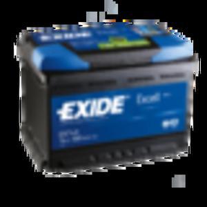 Akumulator Exide Excell 12V 35Ah 240A L+ (wymiary: 187 x 127 x 220) (EB357)