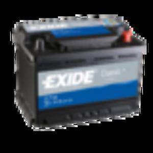 Akumulator Exide Classic 12V 50Ah 510A P+ (wymiary: 242 x 175 x 175) (EC502) - 2825519601