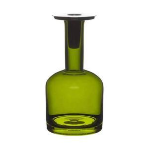 Sagaform - świecznik wazon Pava średni zielony - Sagaform - świecznik wazon Pava średni zielony - 2824446462