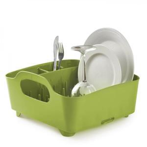 Umbra - suszarka do naczyń ociekacz Tub zielona - Umbra - suszarka do naczyń Tub zielona - 2842663021