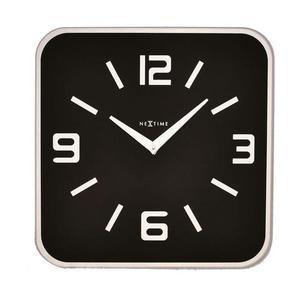 Nextime - zegar Shoko czarny - 2824446931