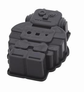 Pavoni - silikonowa forma do pieczenia Robot - 2824447039