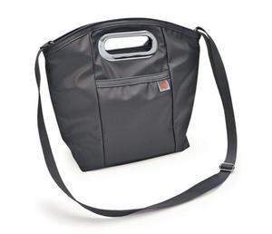 Iris- torba na lunch Lady szara - 2843828676